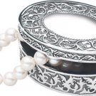 Sterlingcraft Antique Silverplated Jewelry Box