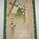 A Peaceful Easter Postcard  E10