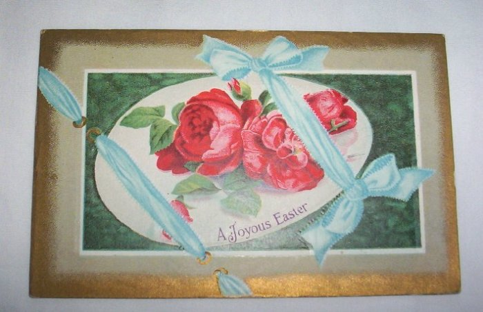 A Joyous Easter Postcard E13