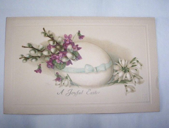 A joyful Easter Postcard E20