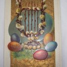 Easter Greetings Postcard  E21