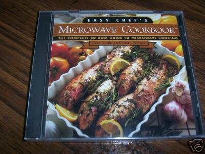 Easy Chef's Microwave Cookbook CD-ROM