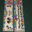 Fantasy Temporary Tattoos lot of 2 packages #2