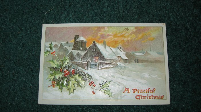 Raphael Tuck & Sons Christmas Snows Postcard Lot 15