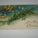 A Merry Christmas German Postcard lot c 22