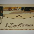 A Merry Christmas German Postcard Lot  c 24