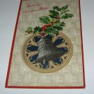 With best Christmas Wishes postcard lot  c33