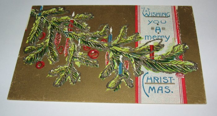 Christmas Postcard Printed in Germany lot  C53