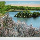 Oak Creek Parkway,Milwaukee,Wisconsin Vintage Postcard w4