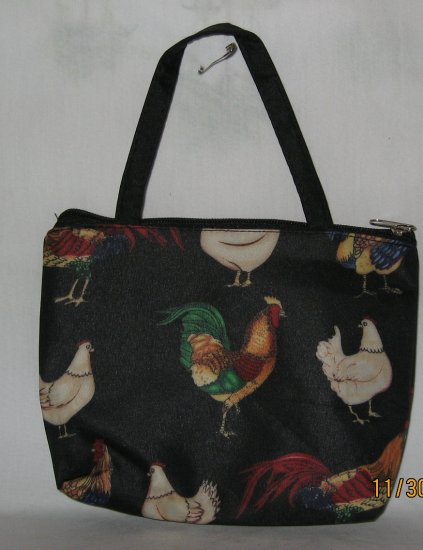 Chicken Rooster Tote Bag