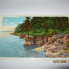 Cabot's Point Sturgeon Bay,Wis. Postcard W26