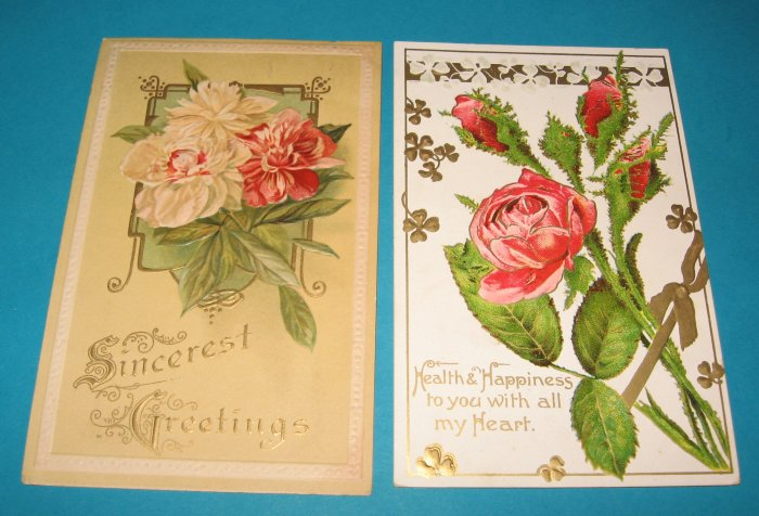 Sincerest Greetings Postcards G23