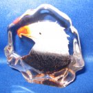Eagle Crystal Figurine