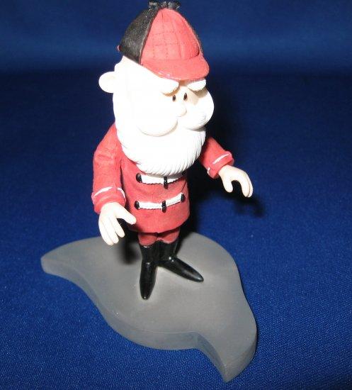 Kris Kringle Santa Figurine by Enesco