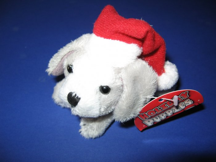 Holiday Puppies christmas Ornament