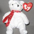 TY Beanie Christmas Bear