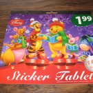 Christmas Disney Sticker Tablet no 2