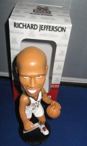 Richard Jefferson Milwaukee Bucks Bobblehead