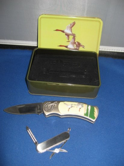 Flying Geese knife 2 pieces