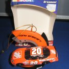 Nascar Ornament number 20 Tony Stewart Home Depot 2006
