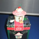 New Home Mouse in cupcake 1992 Hallmark keepsake Christmas ornament
