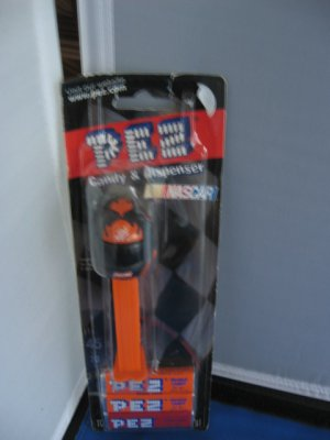 Nascar Home Depot Pez Dispenser