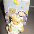 Cherished Teddies Club Blair 2004 Charter symbol of membership CT110