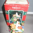 All I want for Christmas Santas sack Ornament Enesco 577618 c. 1991