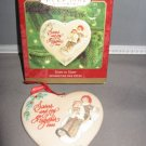 Hallmark Keepsake Sister to sister 2000 Christmas ornament