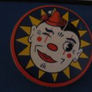 Kirchhof Vintage metal clown face noisemaker