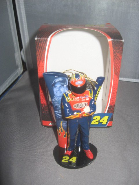 Number 24 Jeff Gordon 2008 Christmas Ornament Nascar