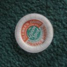 1 Glebke's Dairy Green Spot Orange Drink Bottle Cap Wisconsin Rapids,Wi
