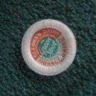1 Glebke's Dairy Green Spot Orange Drink Bottle Cap Wisconsin Rapids,Wi