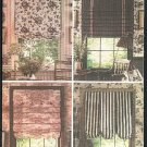 Butterick Waverly window shades pattern No. 6677