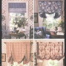 Butterick Waverly window shades pattern No. 5290