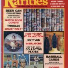 Rarties Collectibles for fun and profit magazine Summer 1981