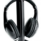 Naxa NX-922 Professional 5 in 1 Wireless Headphone System