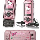 Sony Ericsson W395i Hello Kitty Edition GSM Quadband Phone (Unlocked)