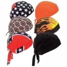 Diamond Plate™ 6pc Set Assorted Cotton Skull Caps