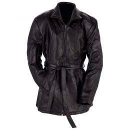 Giovanni Navarre® Italian Stone� Design Ladies' Genuine Leather Jacket (Small)