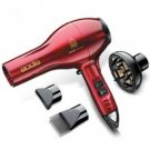 Andis Company 1875W Ionic Hair Dryer Red