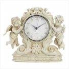 Renaissance Desk Clock