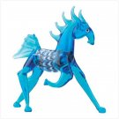 Art Glass Horse Figurine