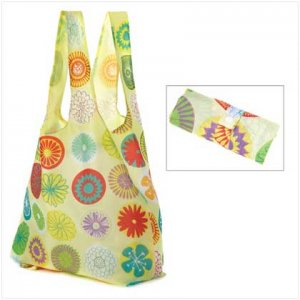 Flower Power Reusable Tote