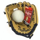 Rawlings 9 In Right Hand Throw Fielders Glove