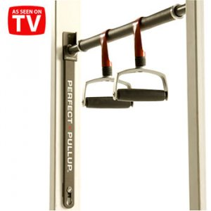 Perfect Pullup Deluxe Complete System