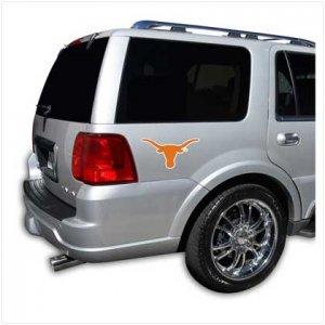 Texas Longhorns Car Magnet