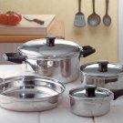 Null stainless steel  Cookware Set