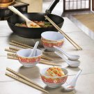 Null 16 Piece Stir Fry Set