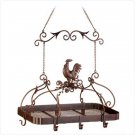 Null Country Rooster Kitchen Rack